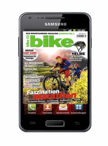bike app im abo zeitschriften mit pr mien. Black Bedroom Furniture Sets. Home Design Ideas