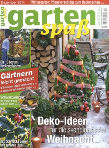 gartenspa im abo zeitschriften mit pr mien. Black Bedroom Furniture Sets. Home Design Ideas